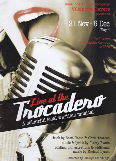 Live at the Trocadero