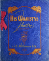 His Majesty's Theatre Melbourne Opening Souvenir cover