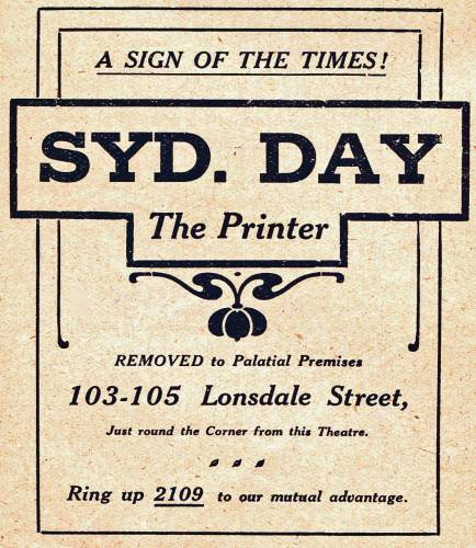 Syd Day